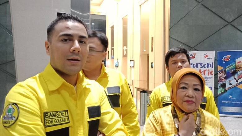 Kader Muda Gokar Minta Ical Desak DPP Gelar Rapat Pleno