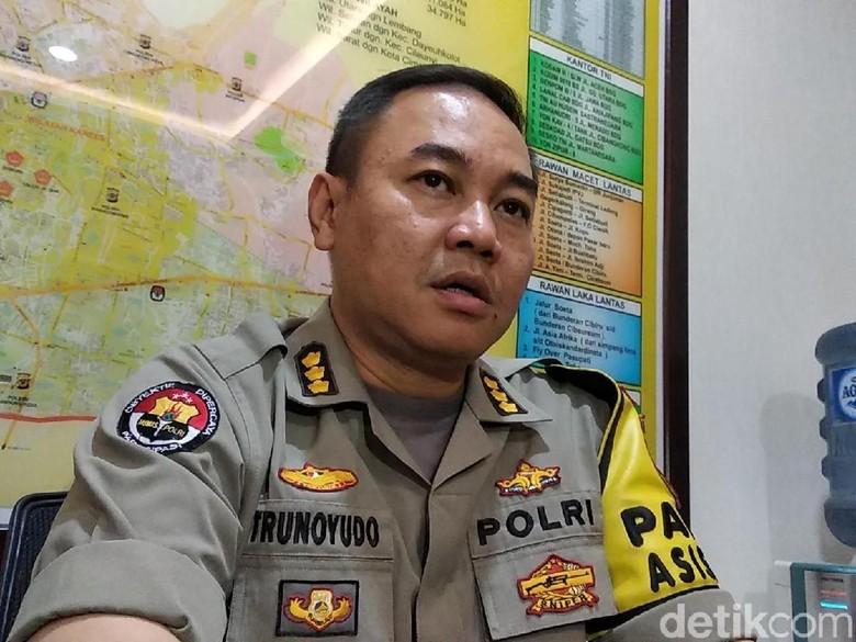 Dalami Kecelakaan Maut Km 91, Polisi Datangi Tempat Curahan Tanah