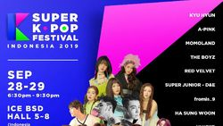 Lee Hi dan Tiffany Young Lengkapi Line-Up Super K-Pop Festival Indonesia
