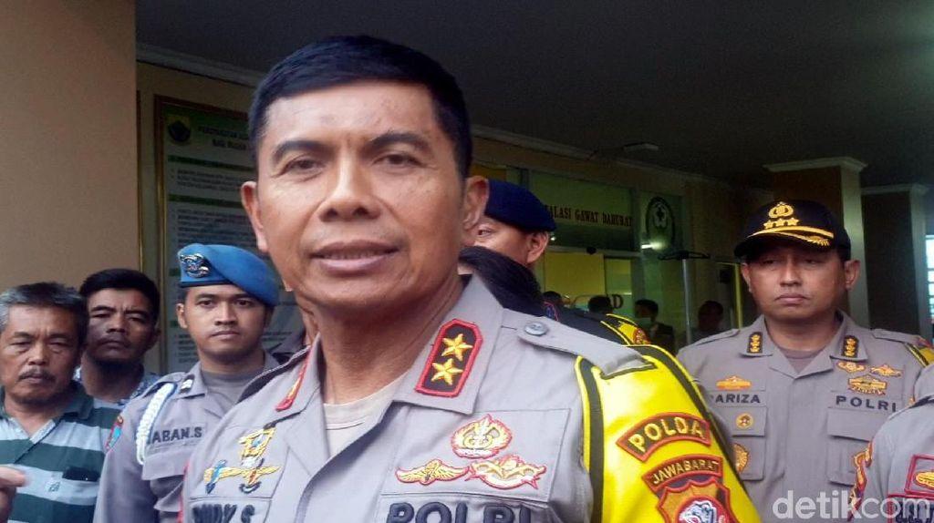 Kapolsek Kirim Miras ke Mahasiswa Papua, Kapolda Jabar: Saya Mohon Maaf