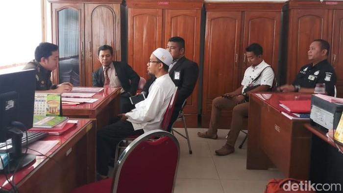 Eks Pentolan HTI Ditahan Kasus Ujaran Kebencian/Foto: Enggran Eko Budianto