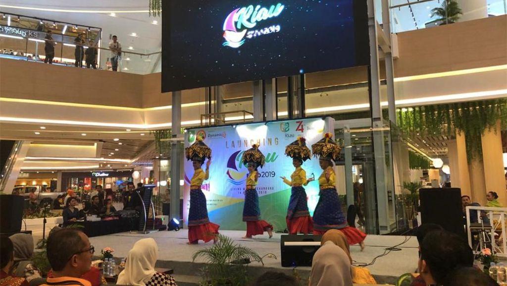 Ultah Provinsi Riau Meriah dengan Pentas Seni hingga Kuliner