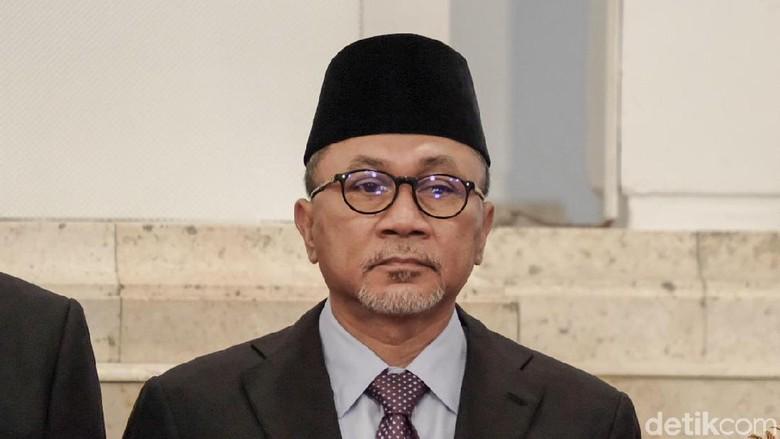 Zulkifli Hasan: Semua Fraksi di DPR Sepakat Amendemen Terbatas UUD 1945
