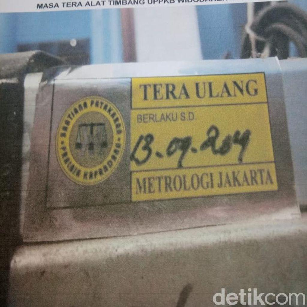 Viral Sopir Tuduh Timbangan Ngawi Curang, Tim Saber Pungli Turun Tangan