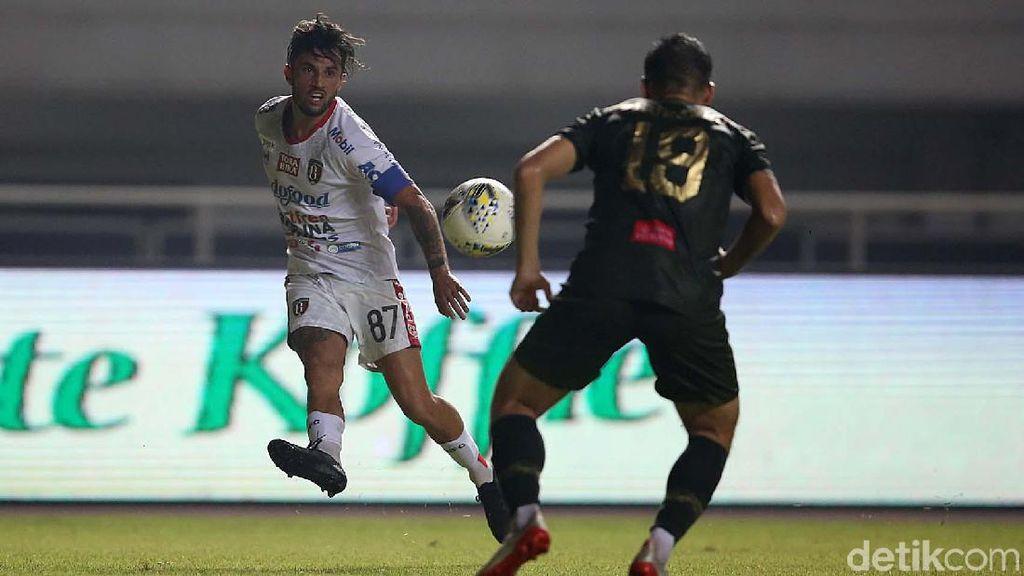 Gasak Tira Persikabo, Bali United ke Puncak Klasemen