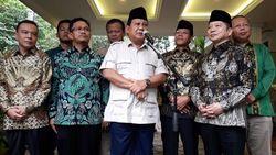 Bertemu Ketum PPP, Prabowo: Menyambung Komunikasi Politik