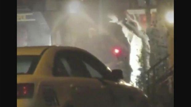 Pelaku penembakan di Philadelphia mengangkat tangan sebelum ditangkap