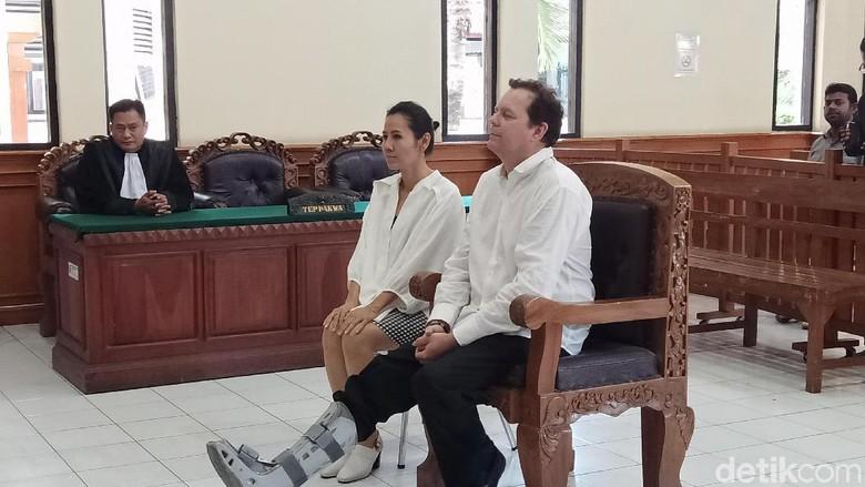 Terbukti Produksi Kokain di Bali, WN Aussie Divonis 5 Tahun Bui