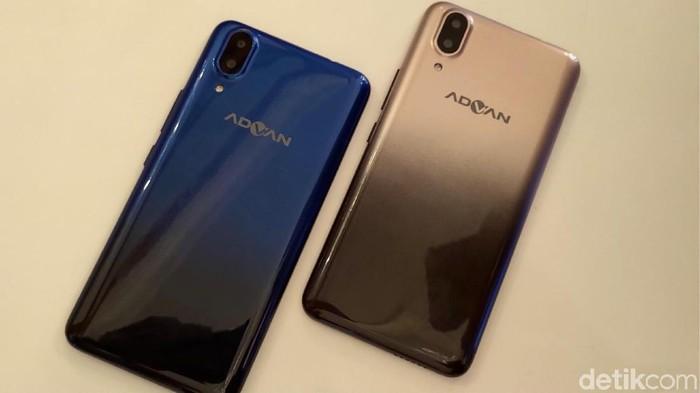 G2 Pro, ponsel teranyar Advan. (Foto: Adi Fida Rahman/detikINET)