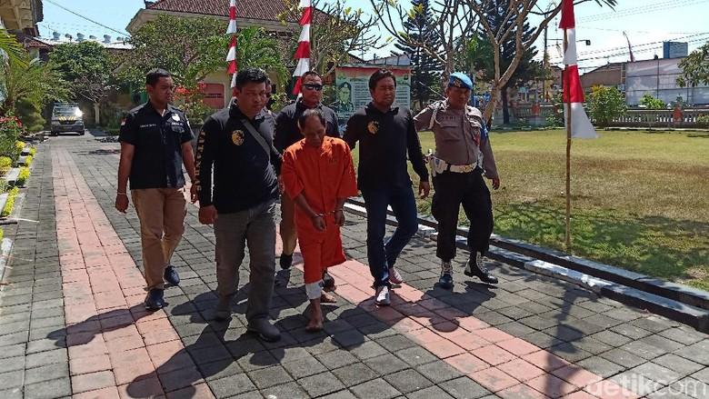 Maling Pistol Kapolsek di Bali Ditangkap, Pelakunya Residivis Curanmor