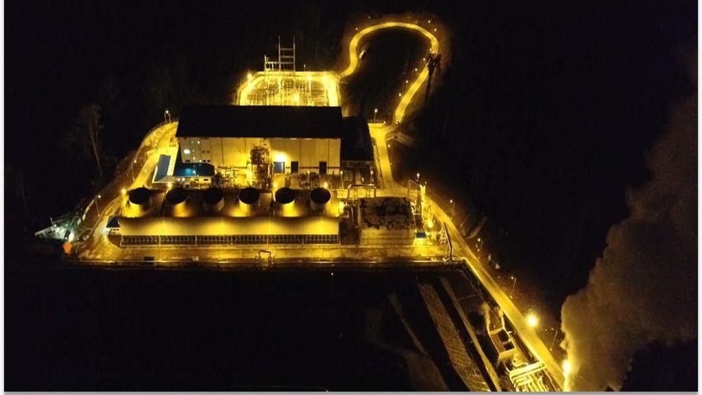 Siap Operasi, PLTP Lumut Tambah Listrik Panas Bumi Jadi 2.005 MW