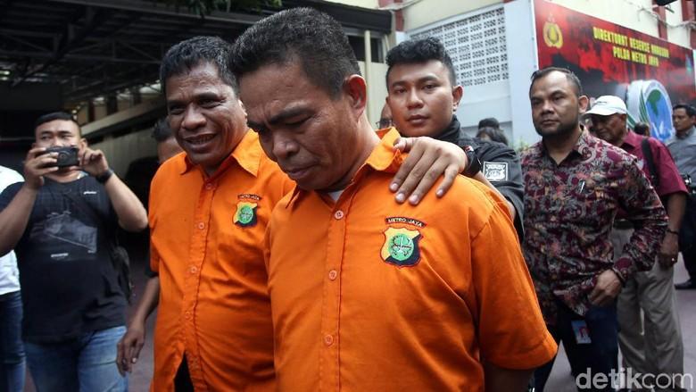 Tertangkap Karena Narkoba, Umar Kei Tertunduk Malu