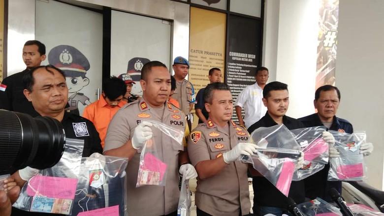 Terekam CCTV, Perampok Minimarket di Tangerang Dibekuk Polisi