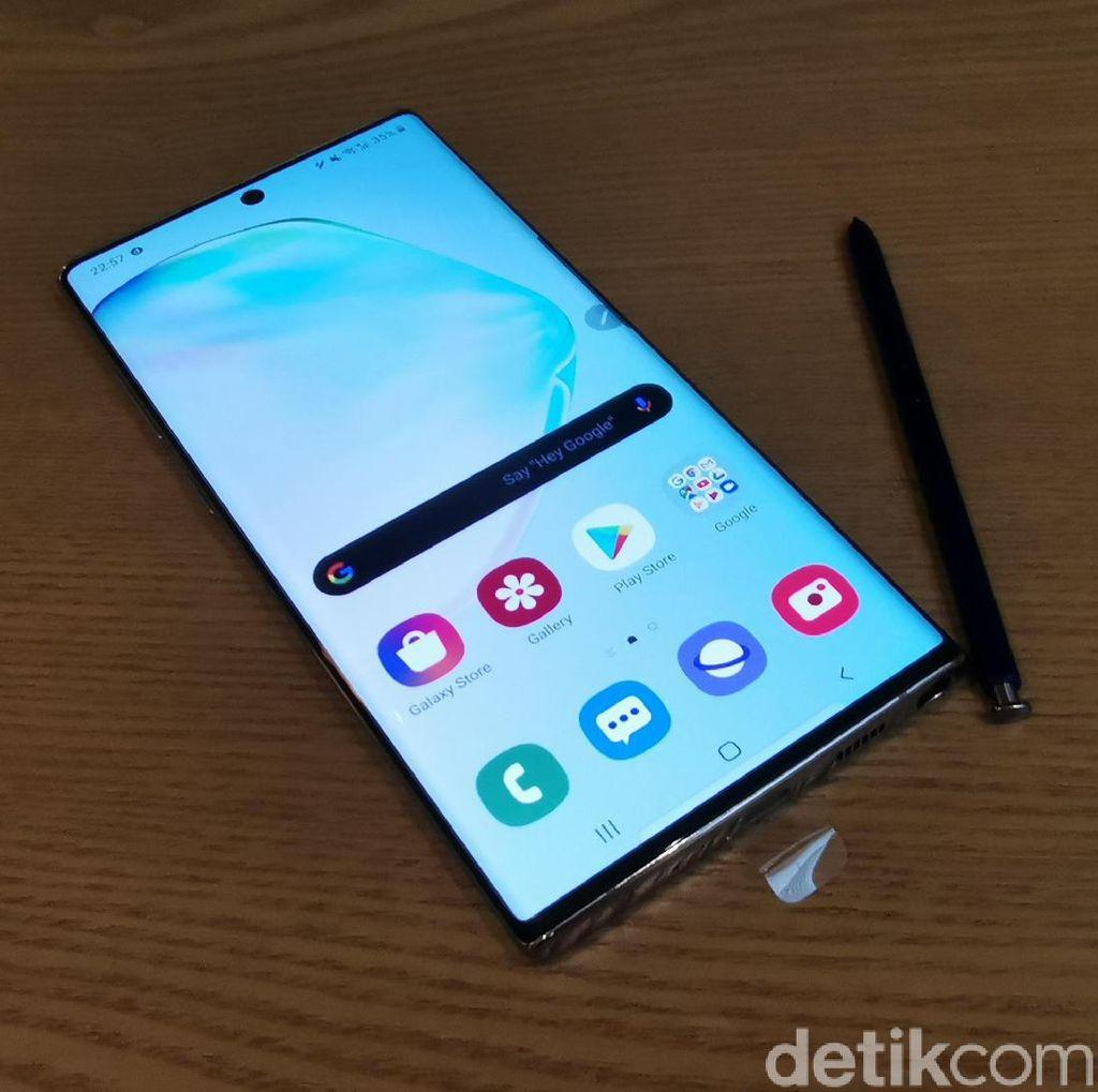 iPhone 11 Pakai Layar Serupa Galaxy Note 10?