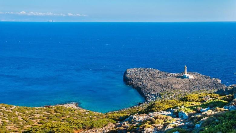 Pulau Antikythera di Yunani (iStock)