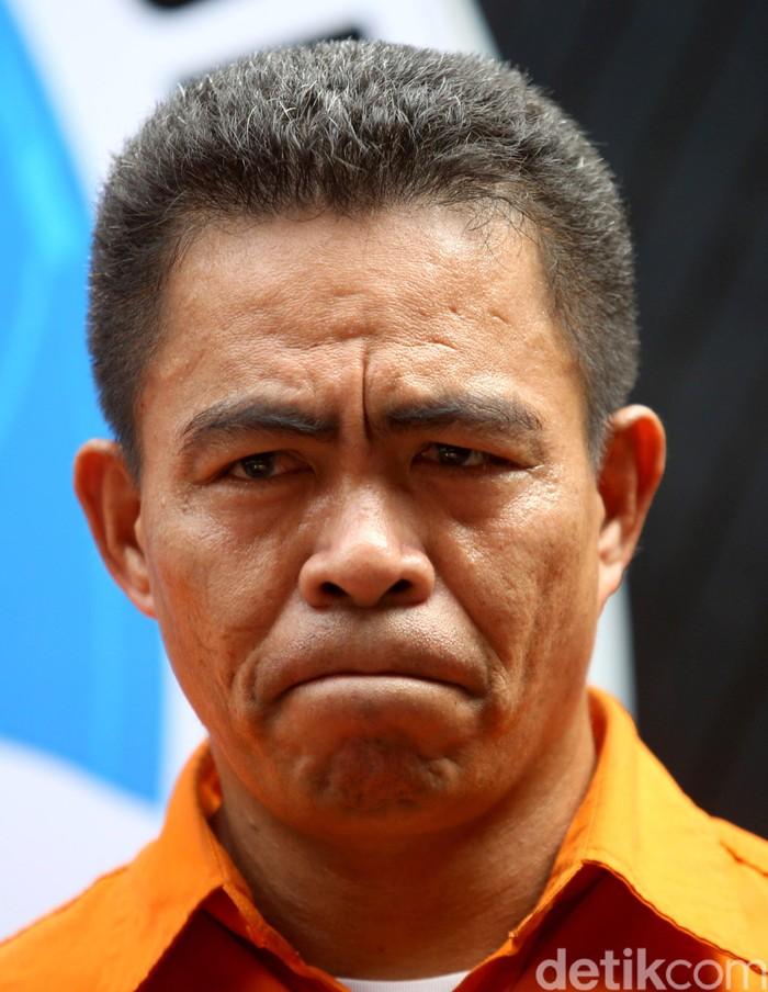 Tokoh pemuda Maluku Umar Kei Foto: Agung Pambudhy