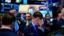 Bursa di Wall Street Menukik Tajam, Pasar Cemas Resesi Mengancam