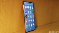 Samsung Patenkan Layar Waterfall Gaya Baru