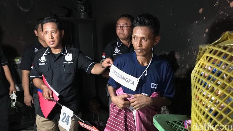 Bunuh Istri-Bakar Rumah, Jumharyono Akan Dites Kejiwaan Minggu Ini