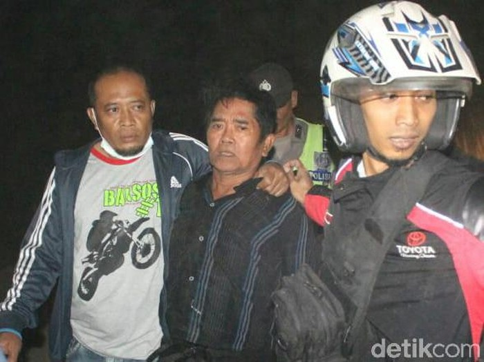 Pembacokan di Tulungagung/Foto: Istimewa