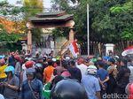 Ini Kronologi Ketegangan di Asrama Mahasiswa Papua Versi Polisi