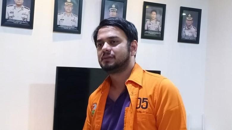 Rio Reifan Perbanyak Ibadah di Tahanan Setelah Tertangkap Narkoba