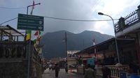 Rayakan 17 Agustus, Gunung Andong Sudah Ramai Didatangi Pendaki