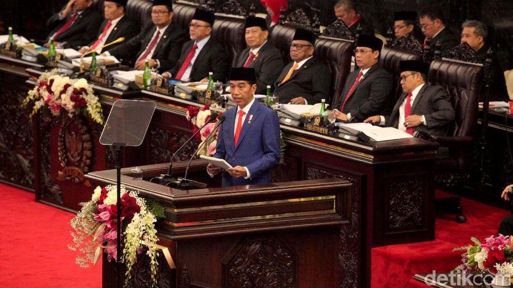 Netizen Menyimak #PidatoPresiden2019