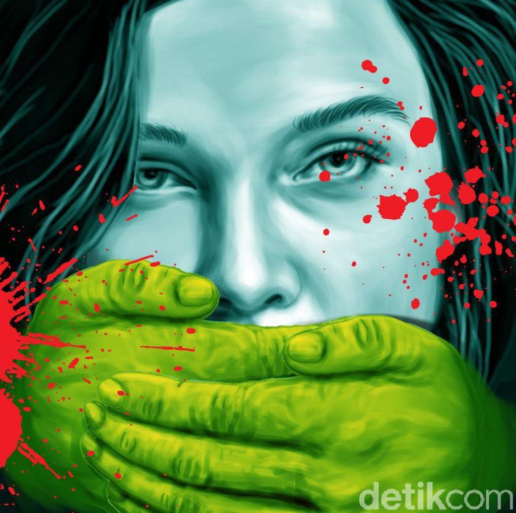 Kekerasan terhadap Perempuan di Bali Menurun