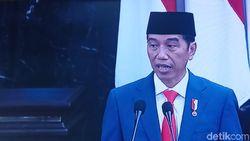 Ini Pidato Lengkap Jokowi di Sidang Tahunan MPR 2019