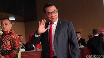 Pamitan, Moeldoko Pamer Tol Sumatera Hingga MRT Dibangun Jokowi