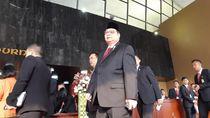 Menteri Kabinet Jokowi hingga Panglima TNI Hadiri Sidang Tahunan MPR