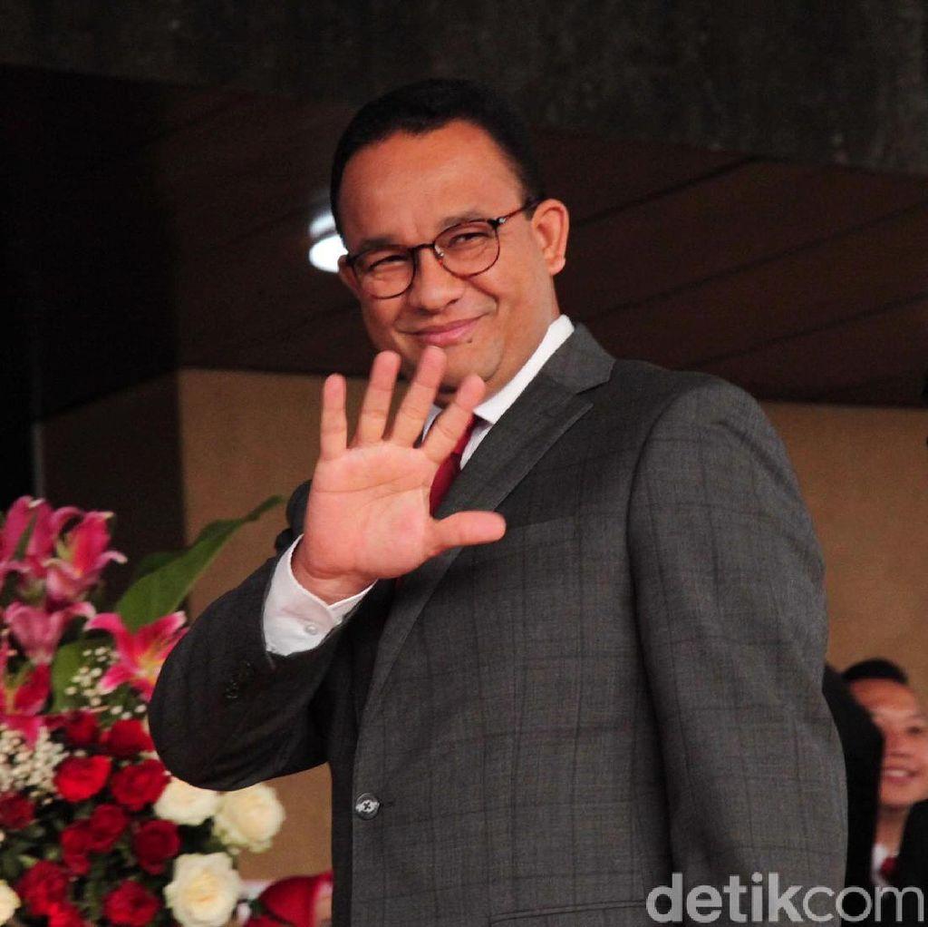 Anies: Soal Gabion Sudah Dijelaskan Kepala Dinas, Cukup