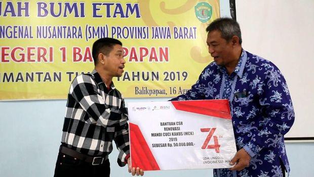 SMN 2019, BNI Ajak Siswa Kunjungi RKB dan Wisata Budaya
