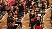 Paripurna RAPBN 2020, 28 Anggota Dewan Tak Hadir