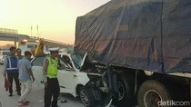 Pelawak Gareng Meninggal dalam Kecelakaan di Tol Ngawi