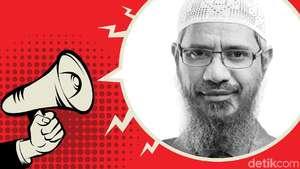 Kontroversi Zakir Naik