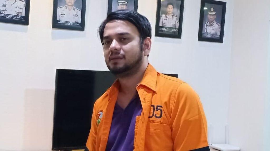 Bertemu di Sel Tahanan, Rio Reifan Dinasihati Umar Kei Setop Narkoba
