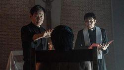 The Divine Fury: Aksi Park Seo-Joon Melawan Iblis