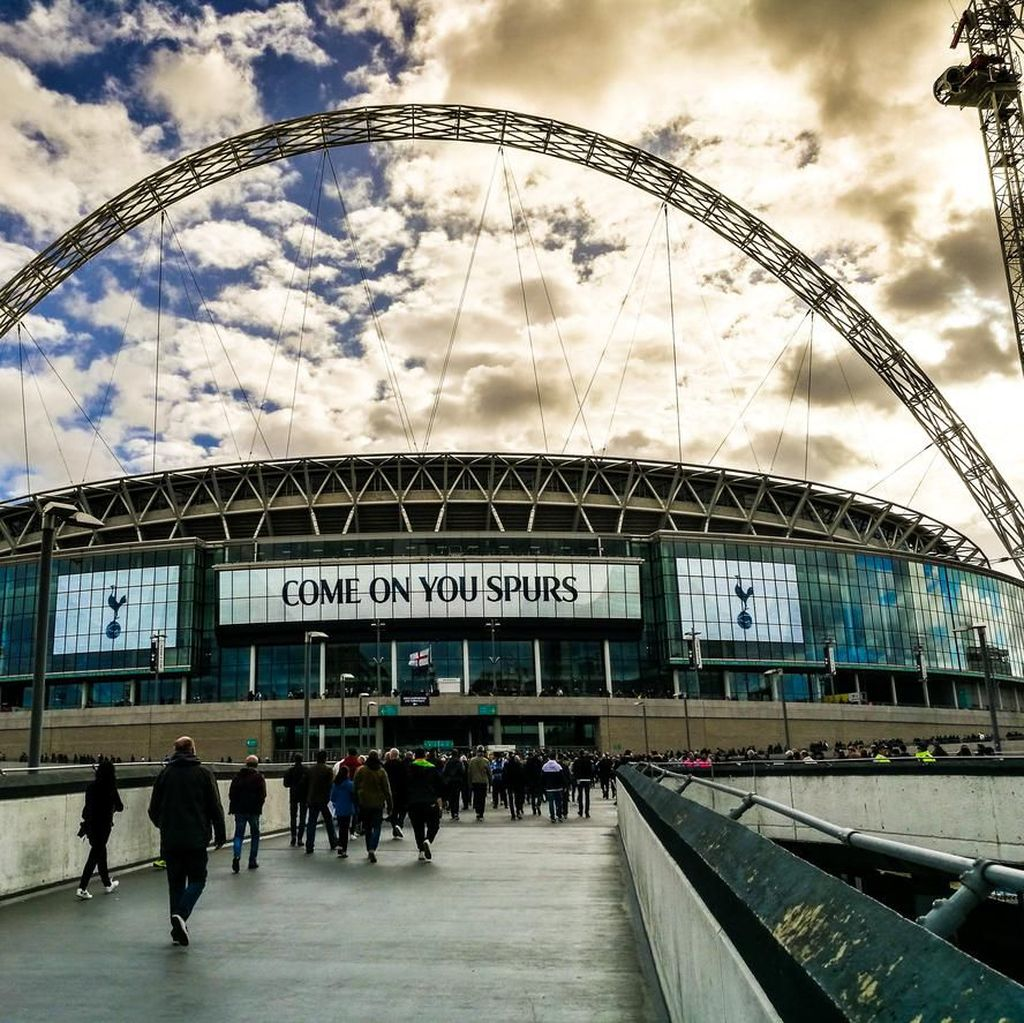 Stadion Sepakbola Ini Adalah Bangunan dengan Toilet Terbanyak Sedunia