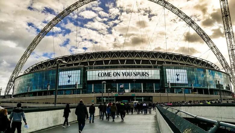 Foto: Wembley Stadium (iStock)