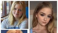 Foto Before-After Wanita yang Dulu Merasa Culun Kini Jadi Cantik