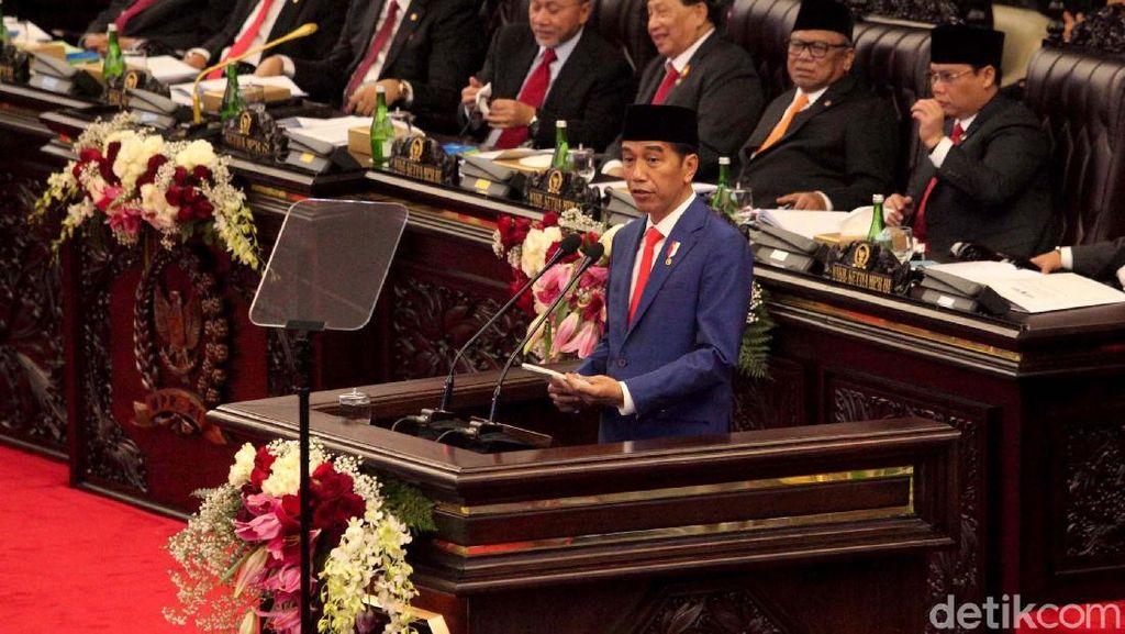 Jokowi: Saya Minta Izin Pindahkan Ibu Kota ke Kalimantan