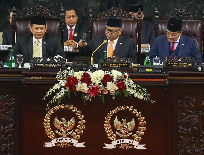 DPD RI Apresiasi Capaian Kinerja Pemerintah