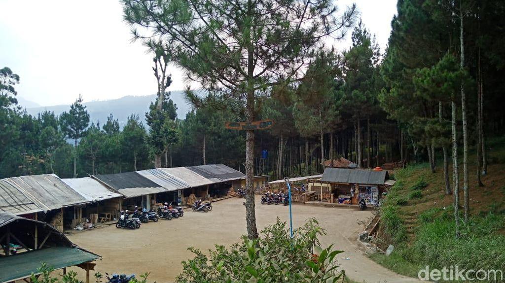 Wisata di KPH Bandung Utara Aman dari Abu Tangkuban Perahu