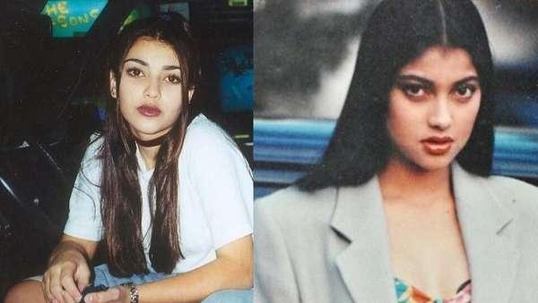 Unggah Foto Jadul, Ini Kim Kardashian atau Sarah Azhari?