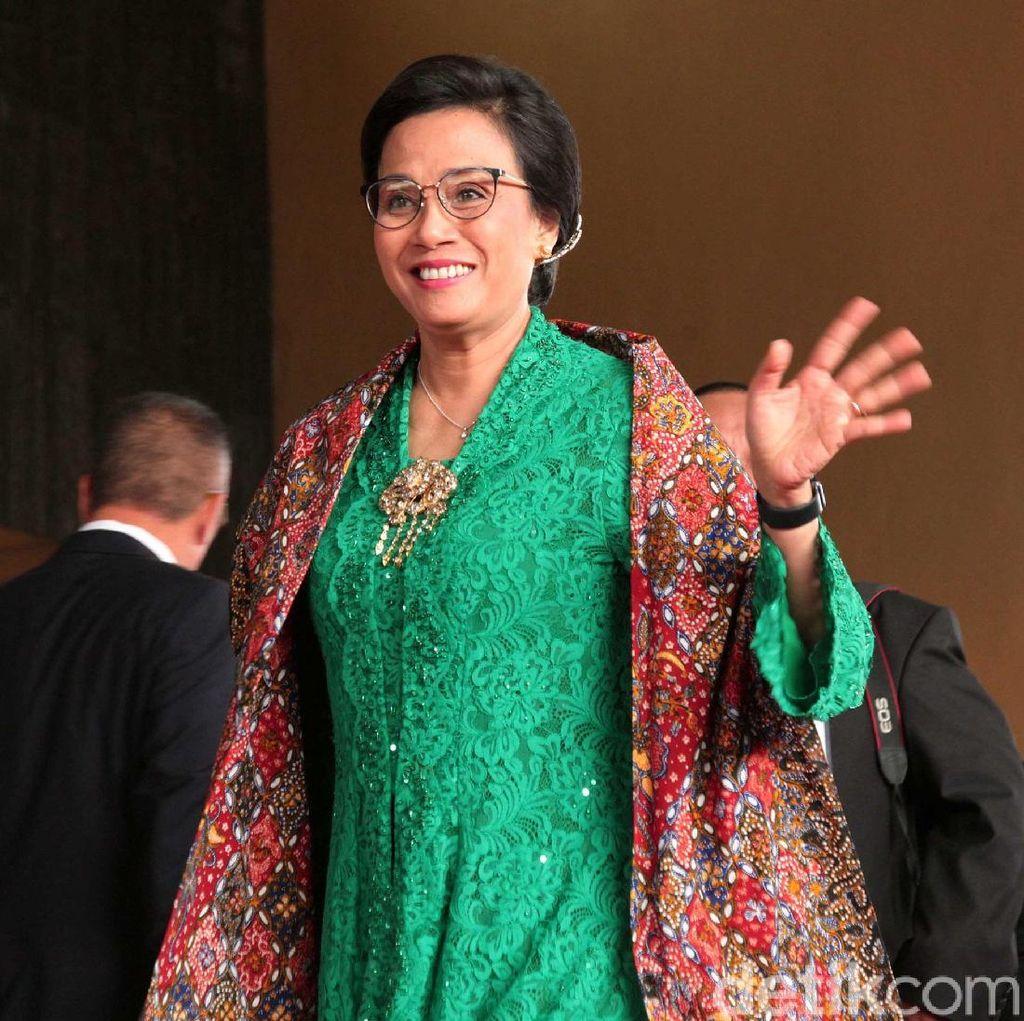 Prediksi Menteri: Luhut-Sri Mulyani Lanjut