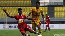 Bhayangkara FC Digulung Badak Lampung