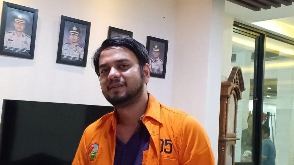 Berkas Kasus Narkoba Lengkap, Artis Rio Reifan Diserahkan ke Jaksa
