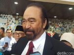 Soal Gerindra Masuk Paket Pimpinan MPR Jokowi, Ini Kata Surya Paloh